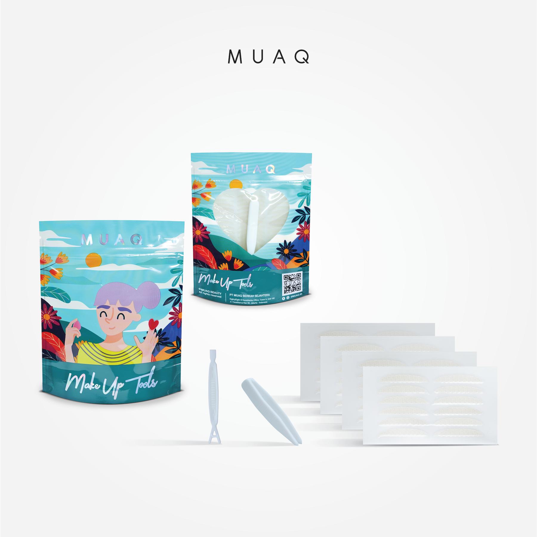 MUAQ Eyelid Tape - Size M thumbnail
