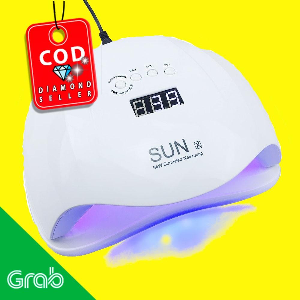Pengering Kutek Kuku UV LED Nail Dryer 54W - SUN-X thumbnail