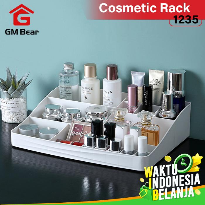 GM Bear Rak Kosmetik Makeup Organizer Storage Box 1235-Cosmetic Rack thumbnail