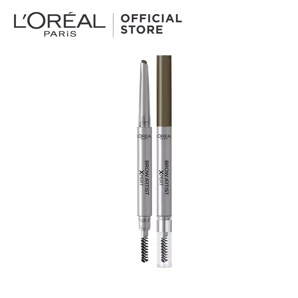 L Oreal Paris Brow Artist Xpert Eye Make Up [108 - Warm Brunette ] thumbnail