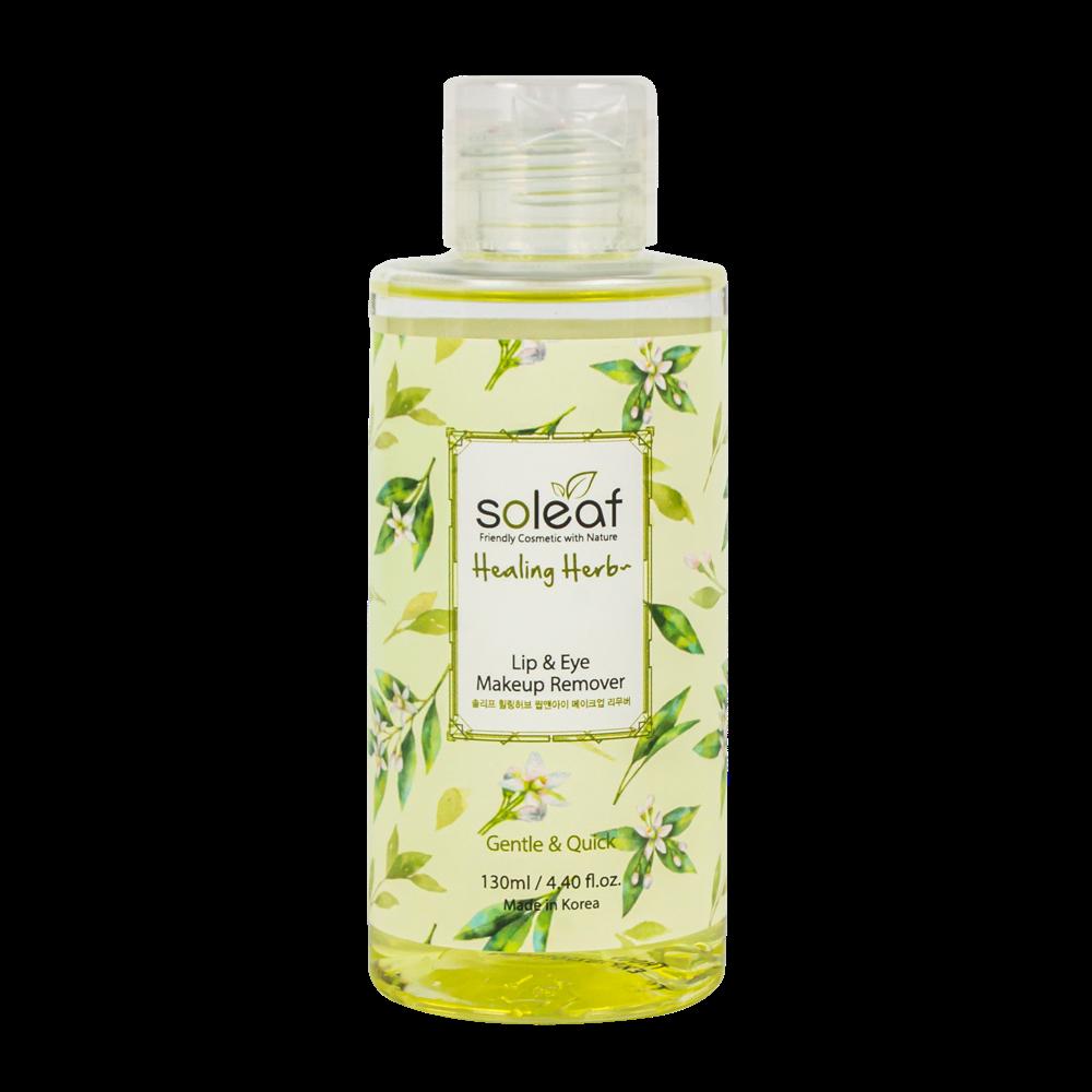 [BIG SALE 3pcs] Healing Herb Foam+Lip & Eye Makeup Remover+Tissue 3