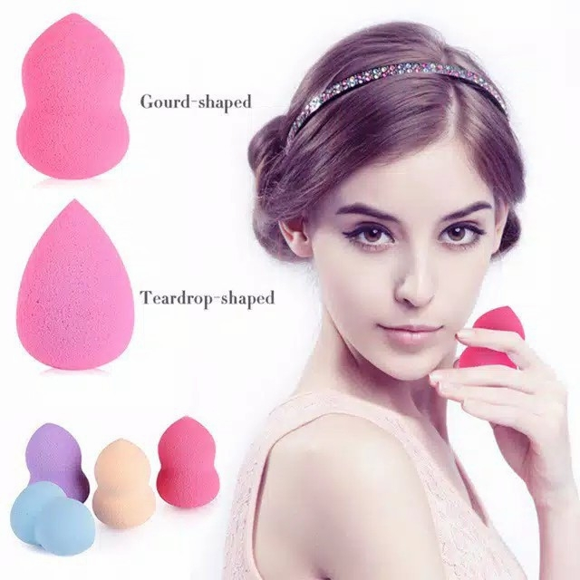 Sponge Beauty Blender Make Up Sponge Beauty Blender Spon Spons - Miring thumbnail