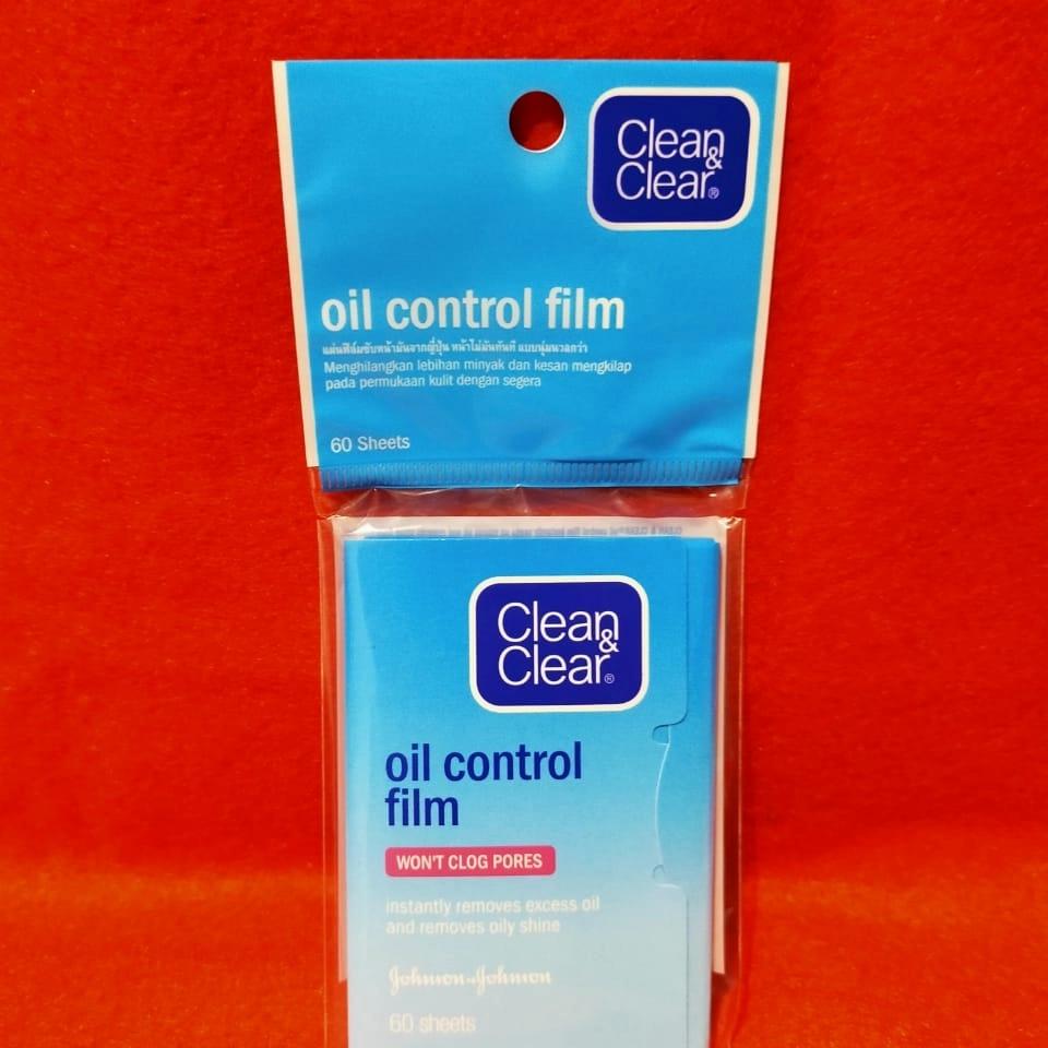 Clean & Clean Oil Control Film thumbnail