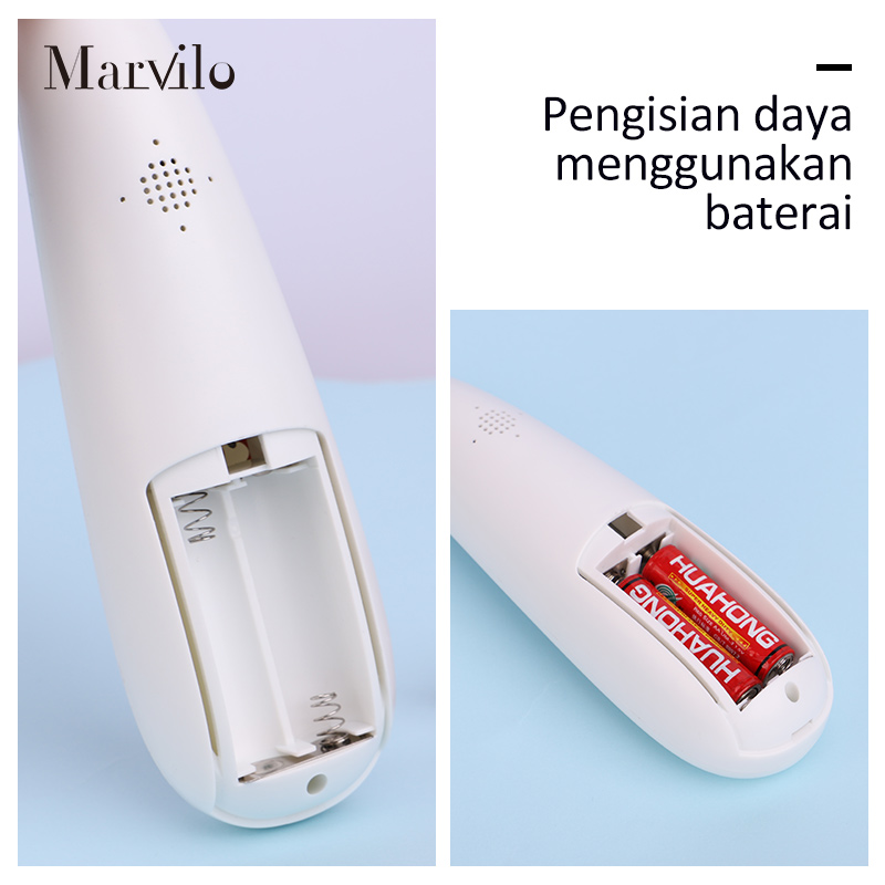 Marvilo Alat Penghisap Komedo Elektrik Blackhead Suction 4001 5