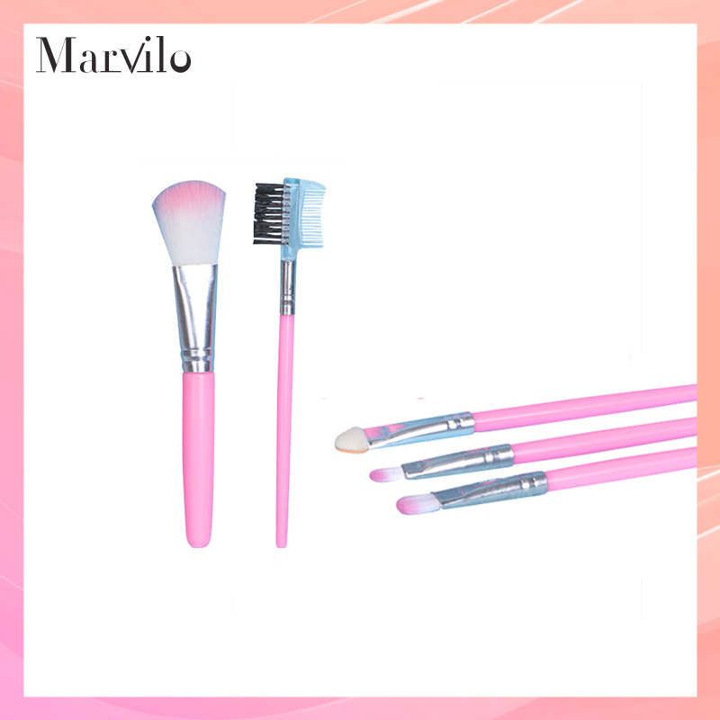 Marvilo Make Up Brush Set 5PcS thumbnail