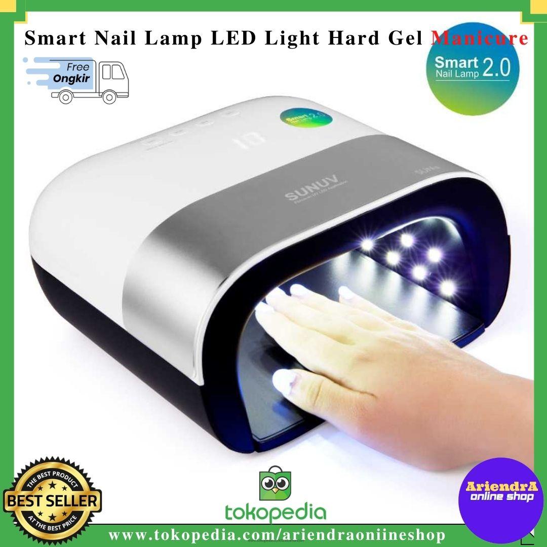 Alat Pengering Kuku Kutek UV Gel 36 LED SUNUV Sun3-Putih thumbnail