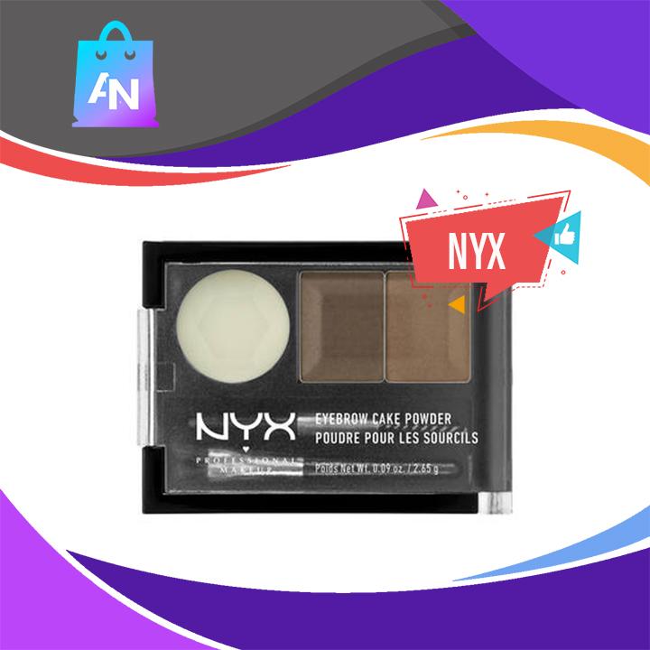 NYX Eyebrow Cake Powder [ Brunette ] thumbnail