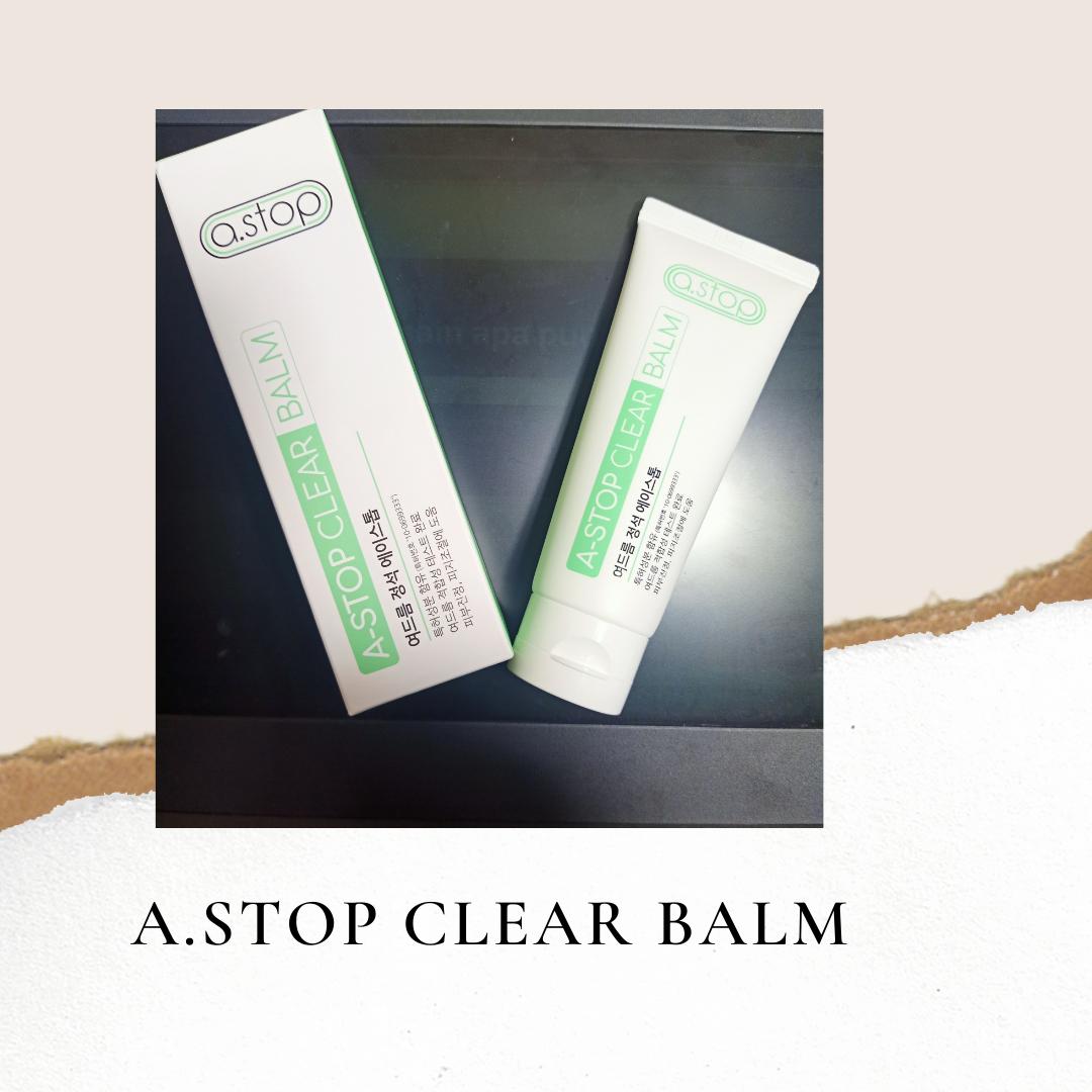 A.Stop Clear Balm 60 ml thumbnail