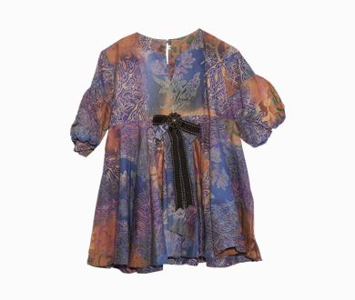 Jual Baju Batik Modern Wanita  Model Terbaru  Tokopedia