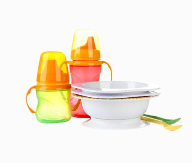 Set Peralatan Makan Bayi