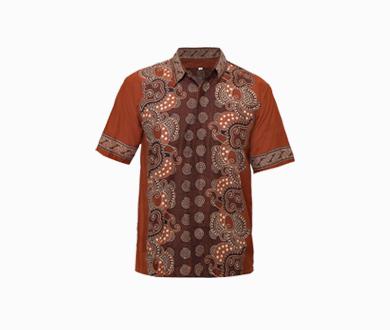 Jual Baju Batik Pria Modern Model Terbaru  Tokopedia