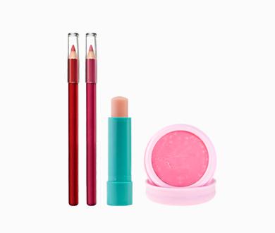 Lip Balm & Pensil Bibir