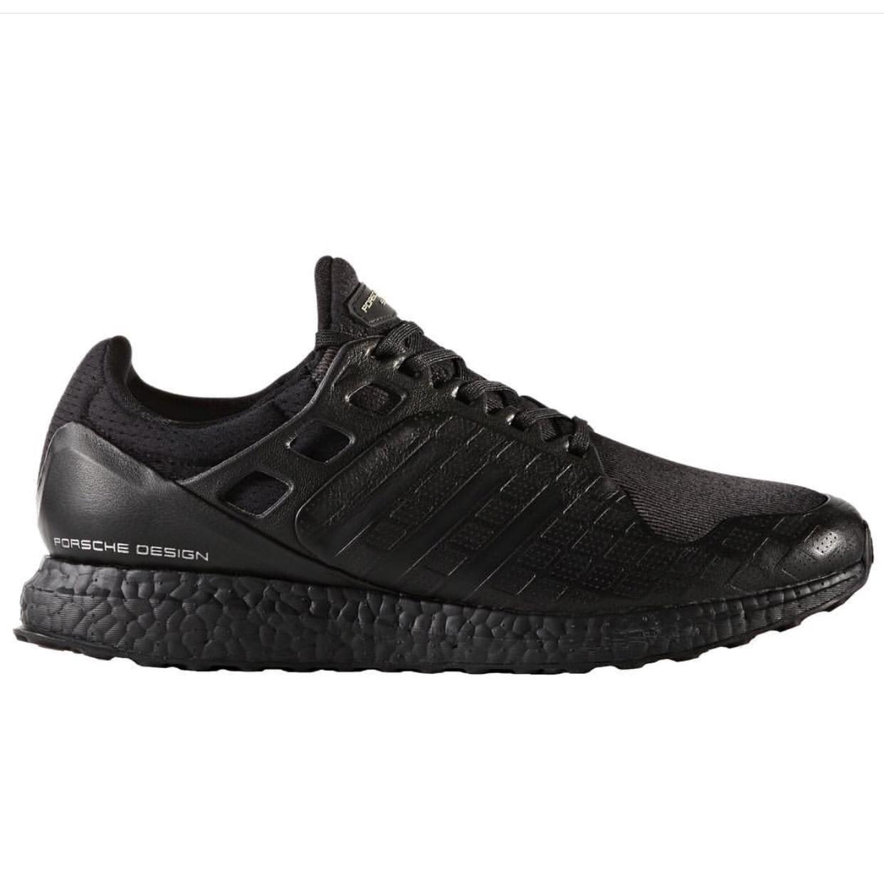 e6b9b61d38e72 Jual Sepatu adidas ultraboost ultra boost porsche design triple black ...