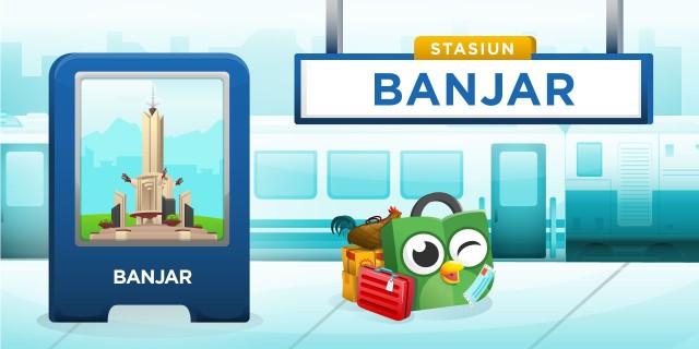 Stasiun Banjar BJR
