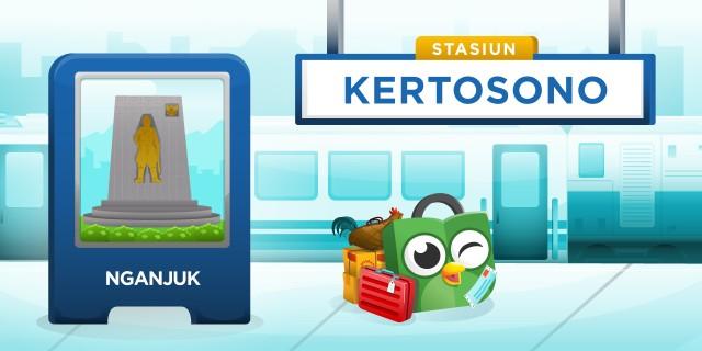 Stasiun Kertosono Banaran