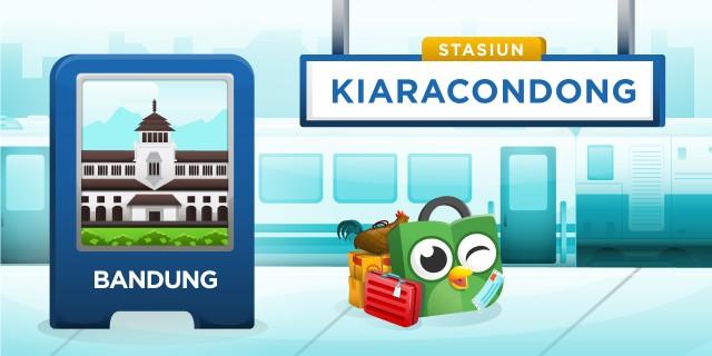 Stasiun Kiaracondong (KAC)