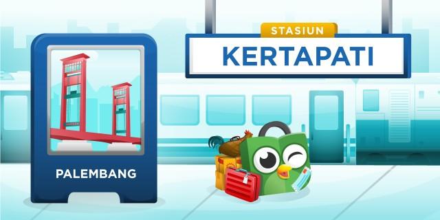 Stasiun Kertapati Palembang