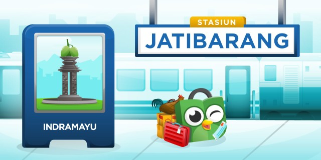 Stasiun Jatibarang (JTB)