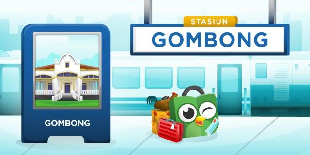 Stasiun Gombong Kebumen