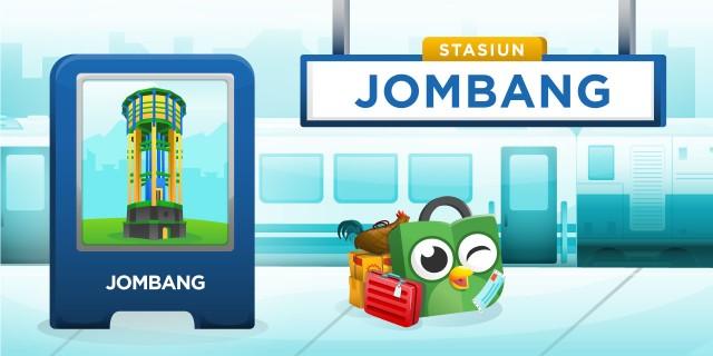 Stasiun Jombang Jombatan