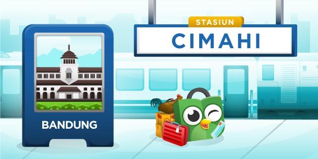 Stasiun Cimahi Bandung