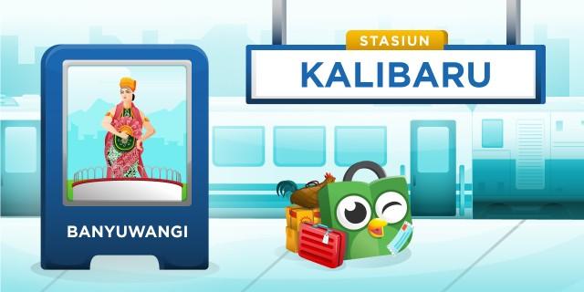 Stasiun Kalibaru