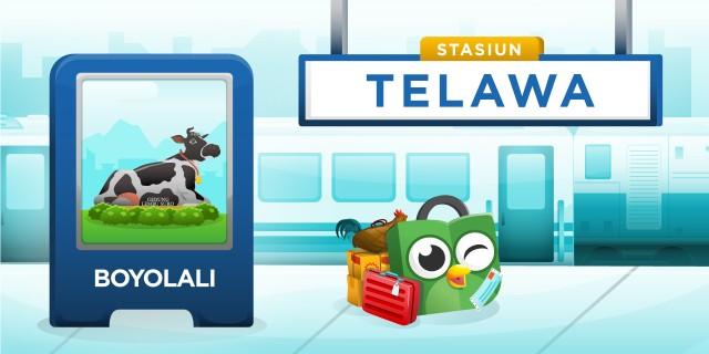 Stasiun Telawa