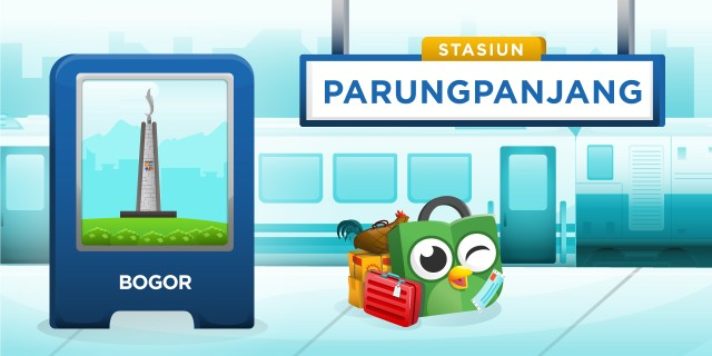 Stasiun Parungpanjang PRP