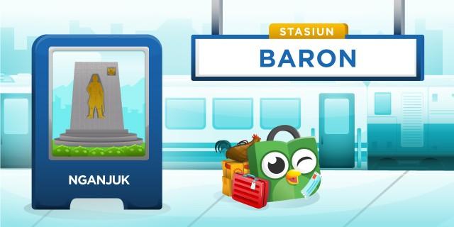 Stasiun Baron