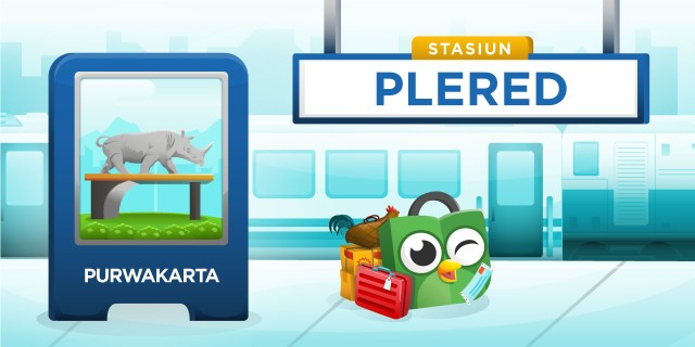Stasiun Plered