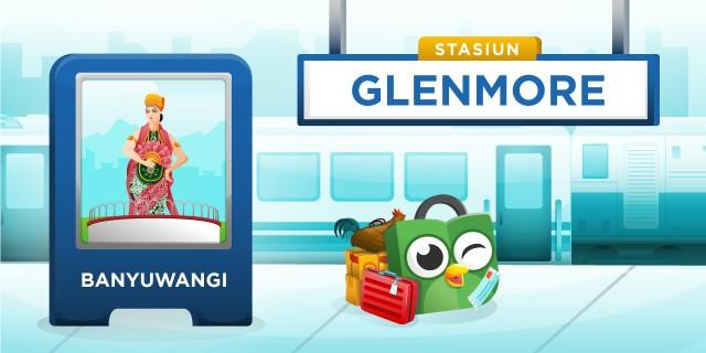 Stasiun Glenmore