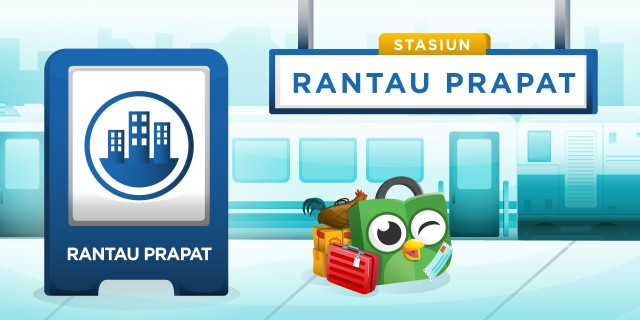 Stasiun Rantau Prapat