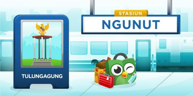 Stasiun Ngunut