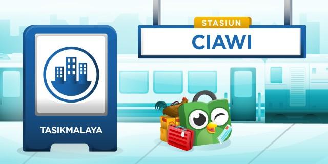 Stasiun Ciawi