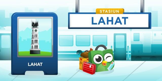Stasiun Lahat