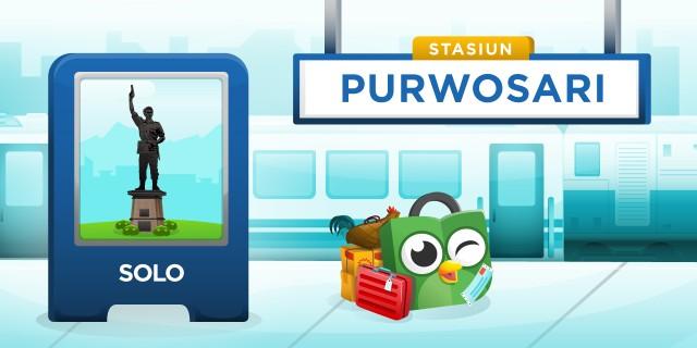 Stasiun Purwosari Surakarta