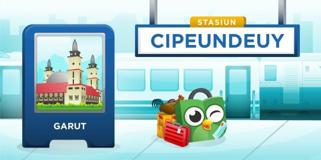Stasiun Cipeundeuy
