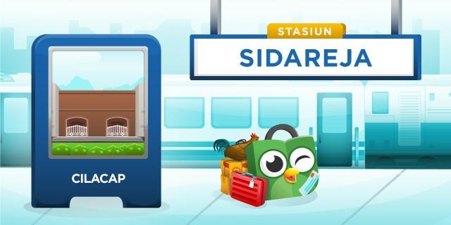 Stasiun Sidareja