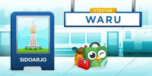 Stasiun Waru