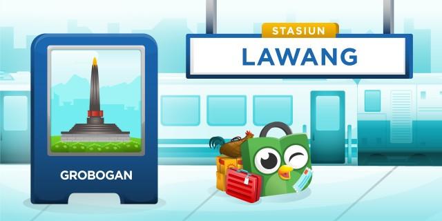Stasiun Lawang Malang