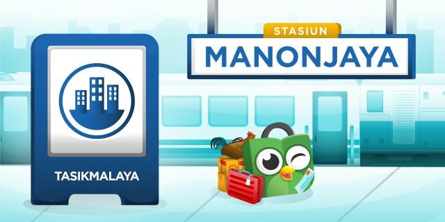Stasiun Manonjaya