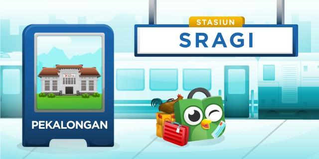 Stasiun Sragi