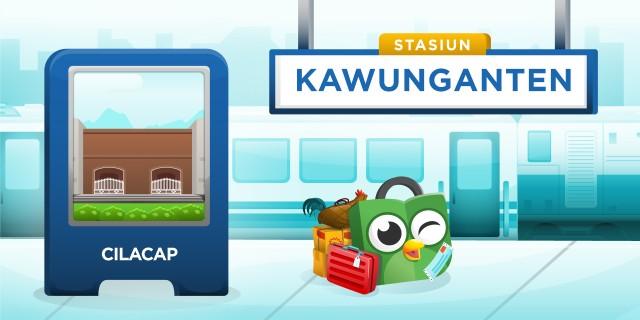 Stasiun Kawunganten