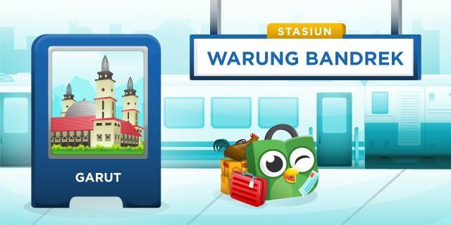 Stasiun Warung Bandrek