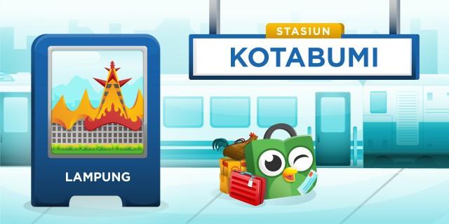Stasiun Kotabumi Lampung