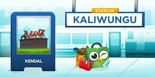 Stasiun Kaliwungu