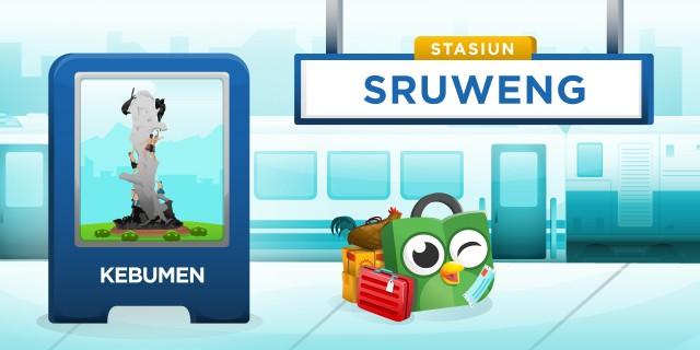 Stasiun Sruweng
