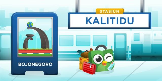 Stasiun Kalitidu
