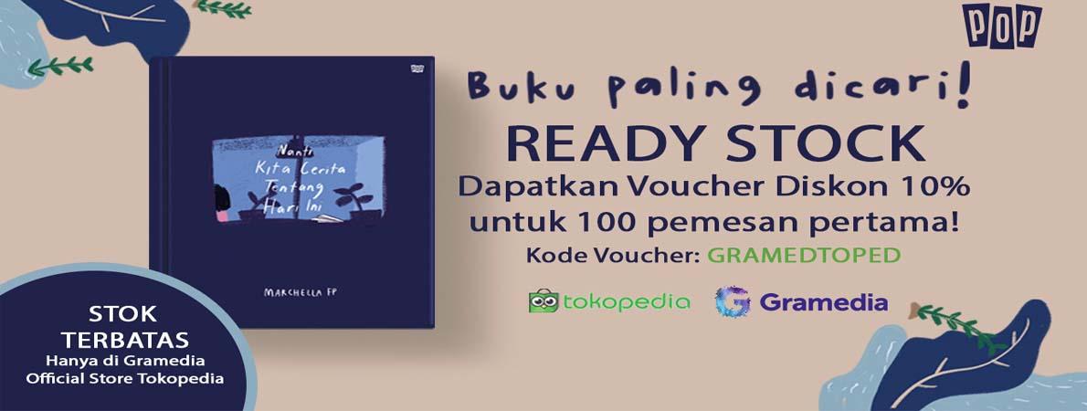 Toko Online Gramedia Book Store Official Terlengkap Tokopedia
