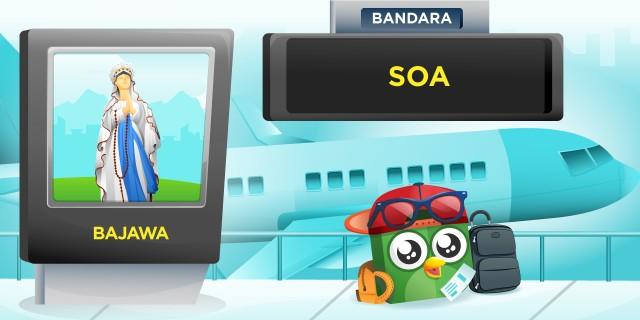 Bandara Soa